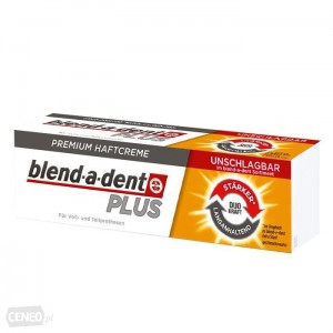 Klej do protez Blend-a-dent Plus Duo Kraft 40g