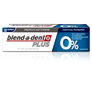 Klej do protez Blend-a-dent Plus 0% cynku 40g