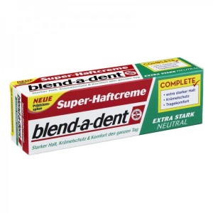 Klej do protez Blend-a-dent Extra Stark Neutral