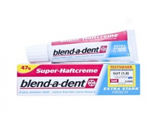 Klej do protez Blend-a-dent Extra Stark FRISH