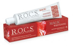 ROCS Magic Whitening Pasta wybielająca 60ml