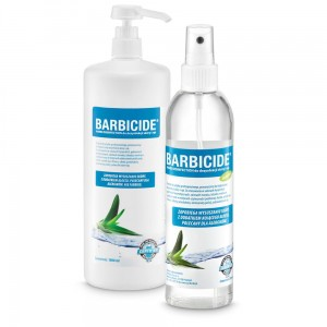 BARBICIDE Hand Disinfection Spray do dezynfekcji skóry i rąk 1000ml