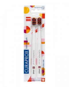CURAPROX CS 5460 POP ART, DWUPAK