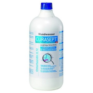 CURASEPT ADS 912 PŁYN 900 ML 0,12% CHX MED
