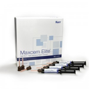 MAXCEM ELITE STANDARD KIT 5x5g
