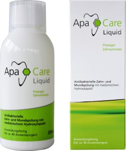 Apacare Liquid Płyn do płukania ust 200ml